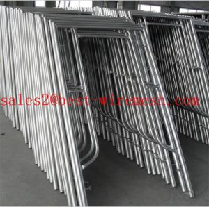 Formwork Scaffolding / Ladder Frame Scaffolding / H Frame Scaffolding pictures & photos