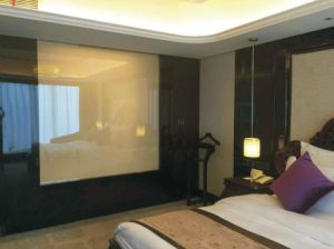 Electric Self Adhesive Pdlc Smart Switchable Privacy Film for Projection Screen pictures & photos