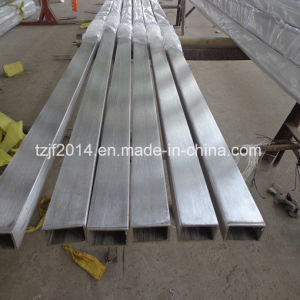 High Quality Seamless Square Pipe Tp316L Stainless Steel pictures & photos