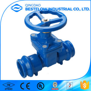 Ductile Iron /Cast Iron Socket Gate Valve pictures & photos