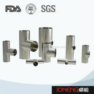 Stainless Steel Hygienic Grade Sanitary Pipe Fitting (JN-FT3006) pictures & photos