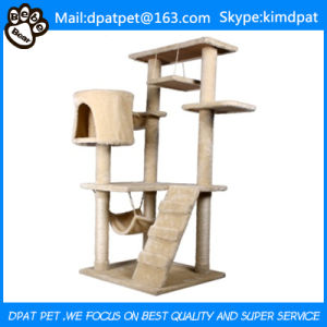 Hot Selling Good Reputation Sisal Material Cat Tree Modern pictures & photos