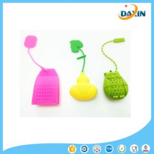 Promotional Gift Food Grade Umbrella Silicone Tea Bag Tea Infuser pictures & photos