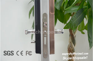 Biometric Fingerprint Door Lock, Fingerprint Electronic Lock, Fingerprint Handle Lock pictures & photos