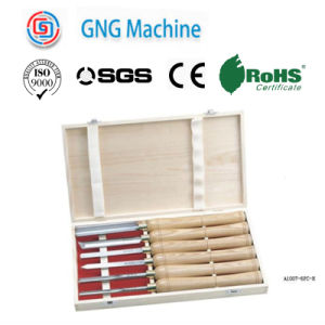 High Efficiency Woodworking Turning Tools Sets pictures & photos