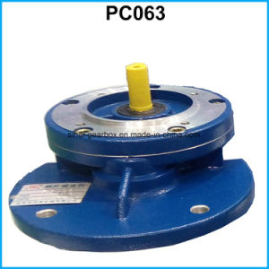 PC Nmrv Worm Gear Reducer Helical Gearbox pictures & photos