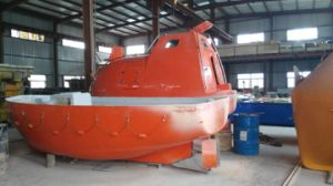 Solas Approval Fire-Retardant FRP Lifeboat&Rescue Boat pictures & photos