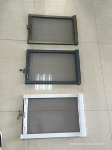 Fireproof Mesh Smart Fitted Rolling Window Fly Screen pictures & photos