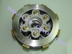 Motorcycle Parts Clutch Assy High Performance Clutch for Cg-150 pictures & photos