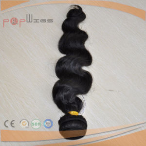 New Technology Full Middle East Water Wavy Human Hair Weft pictures & photos