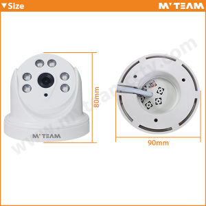 Factory China Dome CCTV Camera 1080P 2MP with IR Cut IP Surveillance Camera Low Price pictures & photos