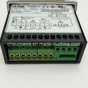 Xr06cx-5n0c1 Dixell Temperature Controllers for Red Display (220V/50Hz) pictures & photos