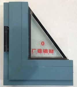 55 Thermal Break Aluminium Casement Window pictures & photos