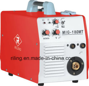 MIG Welding Machine with Ce (MIG-160MT/180MT/200MT) pictures & photos