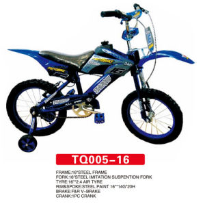 Motor Design of Children Bicycle 12inch pictures & photos