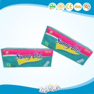 Super Soft Lady  Sunny  Girl  Sanitary  Napkins for Pakistan pictures & photos