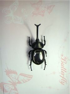 Solar Power Kids Gift Intellectual DIY Solar Toy Insect Beetle 218-5