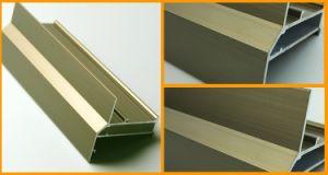 Building Material of Aluminum Extrusion/Aluminium Window Profile pictures & photos