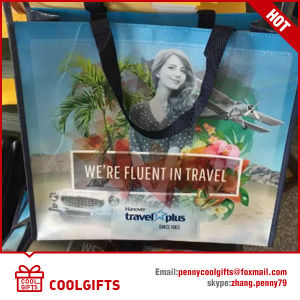High Quality Non Woven Bag with Customized Print pictures & photos