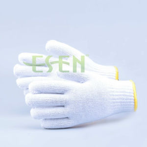 Heavy Duty Cotton Gloves Heavy Duty Winter Gloves Industrial Gloves pictures & photos