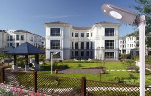 Top Sales 5W LED Solar Powered LED Lighting Kit