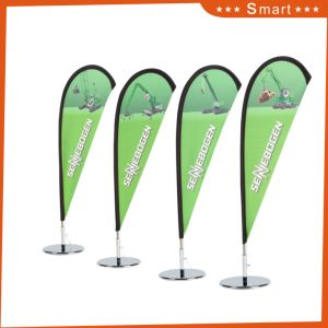 Teardrop Flag Feather Flag Banner with Flexible Flag Rod pictures & photos