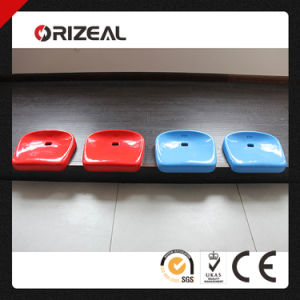 Good Quality PP Plastic Stadium Seats Chairs Seatings for Football Stadium Oz-3078 pictures & photos