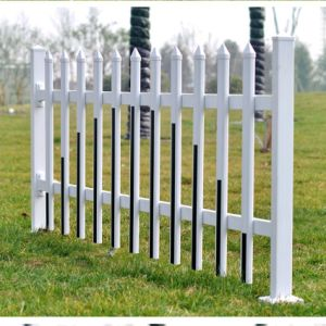 China Supplier Ornamental Wrought Iron Fencing pictures & photos