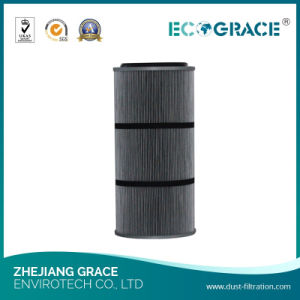 PTFE Membrane Spun Bonded Polyester Air Pleated Filter Cartridge pictures & photos