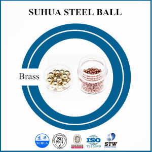 H62 H65 2 Inch Brass Ball for Sale pictures & photos