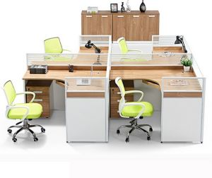 Modular Panel Furniture Office Patition Office Cubicle Office Workstation (HX-NCD328) pictures & photos