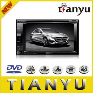 6.2 Inch Double DIN Car CD with FM Transmitter 6215 pictures & photos