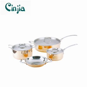 Colorful Stainless Steel Cookware Set pictures & photos