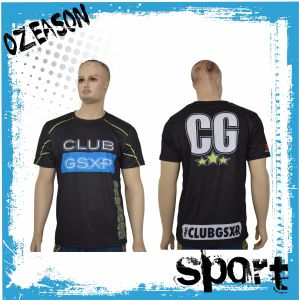 OEM Custom Wholesale Sublimation Polyester Polo T Shirt Free Sample pictures & photos