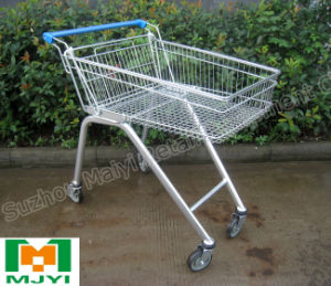 60 Liters Caddie Shopping Cart pictures & photos