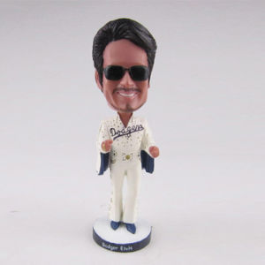 Resin Bobble Head Doll Bobble Head Figurine pictures & photos