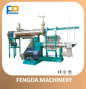 Single Screw Steam Extruder (EXT225SOY-EH) for Fish and Aquatic Feed pictures & photos