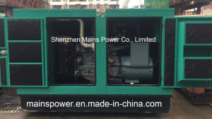 250kVA 200kw Deutz Standby Diesel Generator Enclosed Canopy Soundproof pictures & photos