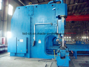 Electrical Pole Tandem Press Brake (2-WE67K-800/6000) pictures & photos