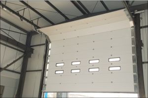 Residential Grage Doors Automatic Garage Doors (Hz-SD011) pictures & photos