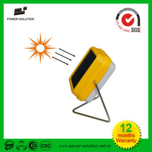 Affordable Portable Solar Reading Light for Student pictures & photos