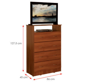 Wooden Wardrobe /Nightstands /Shoes Case /Side Cabinet (HX-DR328) pictures & photos