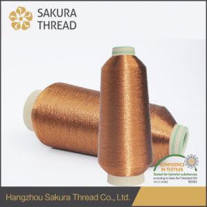 Sakura Free Sample ODM OEM Multicolor Metallic Yarn pictures & photos