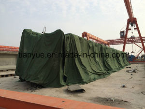 Hot Sale PVC Double-Coated Tarpaulin for Tent pictures & photos