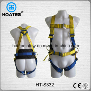 Linan Hoater Safety Belt Fall Protection Men Body Harness