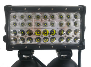 108W 10inch Offroad Quad Row CREE LED Work Light (GT3401-108W) pictures & photos
