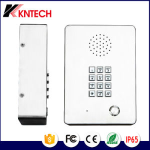 Intercom Emergency Telephone for Wall Mounting Knzd-03 Kntech pictures & photos