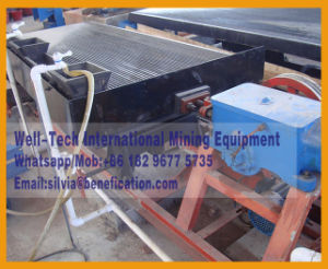 Placer Gold Separator Gravity Table Separator pictures & photos