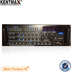 USB 2 Channels Karaoke Home Audio Power 150W Amplifier pictures & photos