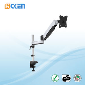 Wholesale Vesa 75/100 Adjustable Computer LCD Monitor Arm HK-GM12 pictures & photos
